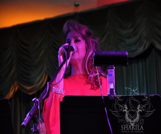 SHAKILA 2011 PICTURE CONCERT